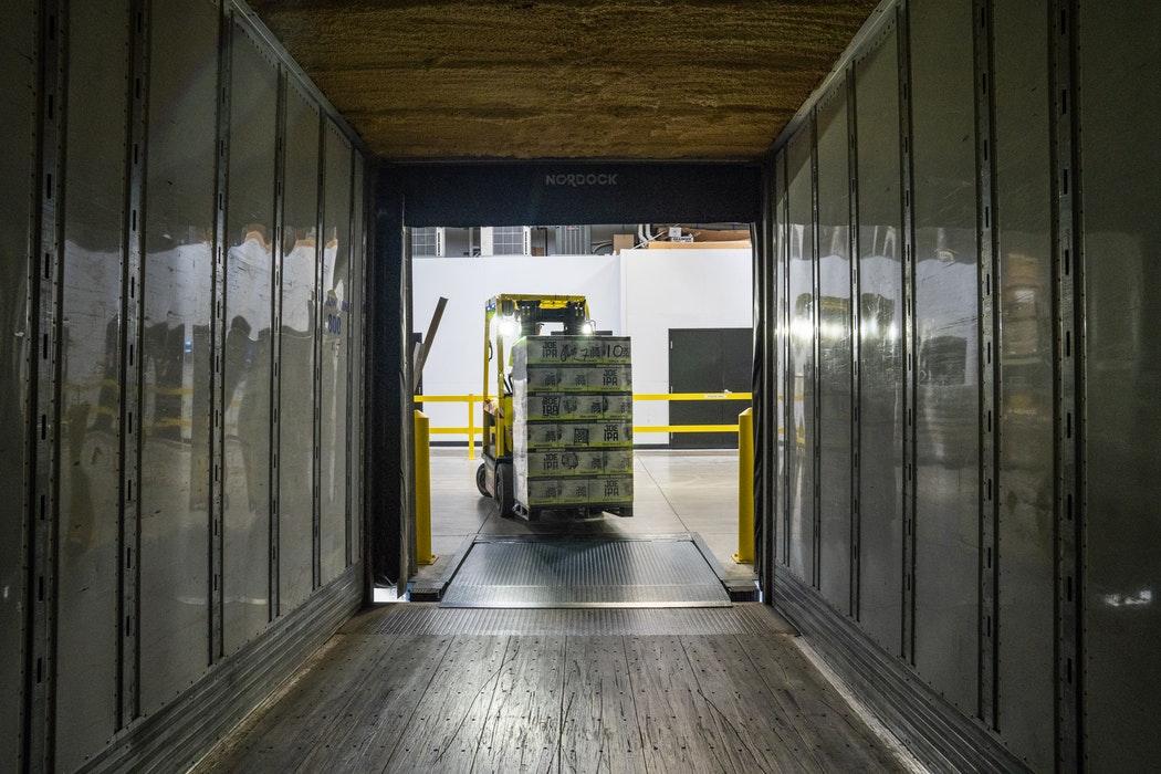 Electric High Lift Pallet Truck